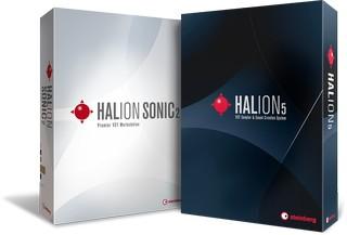 Steinberg HALion 5 / HALion Sonic 2