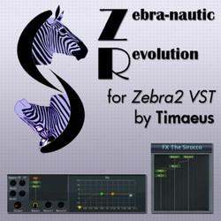 Timaeus Zebra-Nautic Revolution