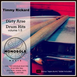 Monosole Dirty Arse Drum Hits Vol 1.5