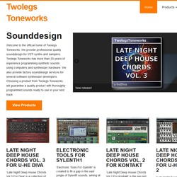 Twolegs Toneworks