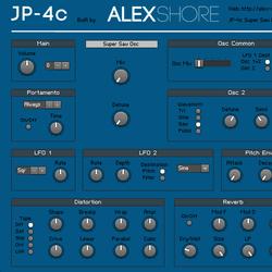 Alex Shore JP-4c