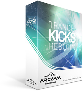 Arcana Sounds Trance Kicks ReBorn