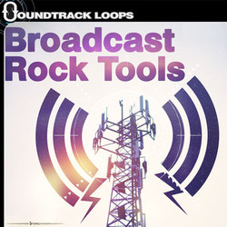Soundtrack Loops Broadcast Rock Tools
