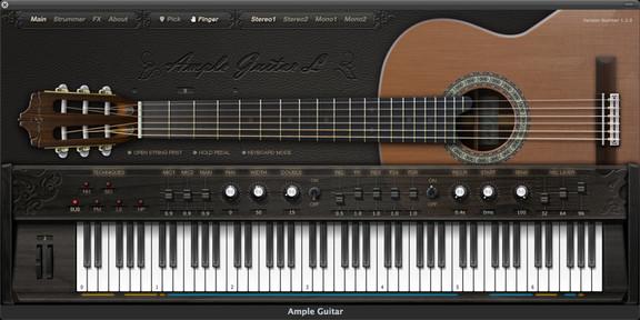 Ample Guitar L
