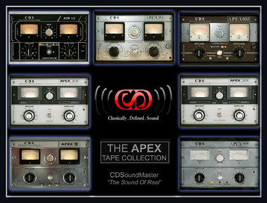 CDSoundMaster APEX Tape Collection