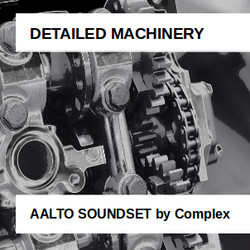 Detailed Machinery