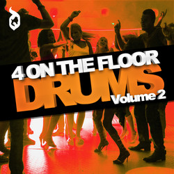 Delectable Record 4 On The Floor Drums Vol 2