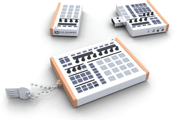 Drum Broker NI Maschine USB flash drive