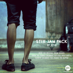Drum Broker Stix Jam Pack