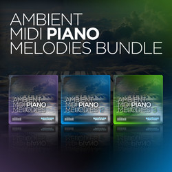 Equinox Ambient MIDI Piano Melodies Bundle