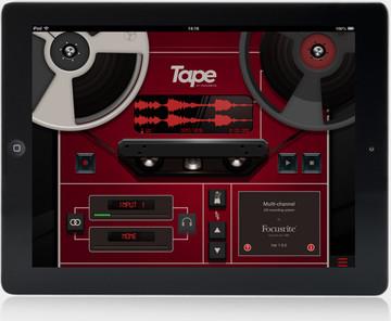 Focusrite Tape