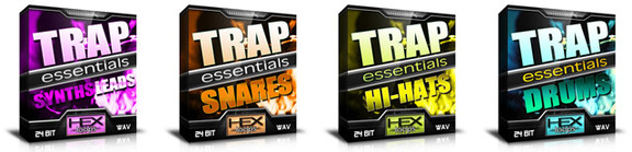 Hex Loops Trap Essentials Series