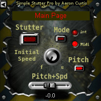 JC Productionz Simple Stutter Pro