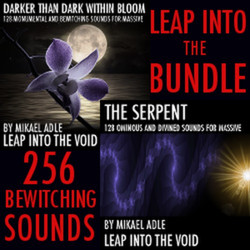 ADSR Sounds Bundle Of The Void for Massive