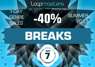 Loopmasters Breaks sale