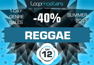 Loopmasters Reggae sale