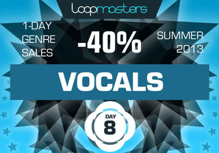 Loopmasters Vocals sale