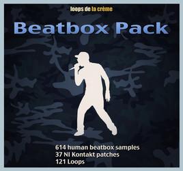 Loops de la Crème Beatbox Pack