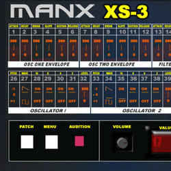 Manx XS-3