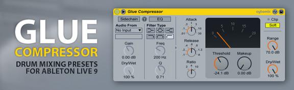 Minimal System Glue Compressor Presets