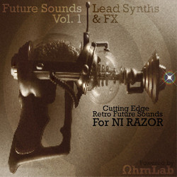 OhmLab Future Sounds of Razor Vol 1