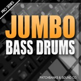 Patchbanks Jumbo Bass Drums