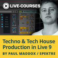 Techno & Tech House Production in Live 9