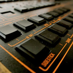 Samples From Mars LinnDrum LM-2