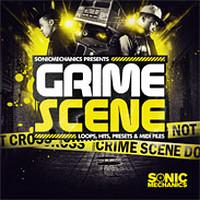 Sonic Mechanics Grime Scene