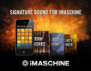 Native Instruments iMaschine Artist Expansions