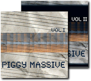 ADSR Piggy Massive Vol 1 & 2