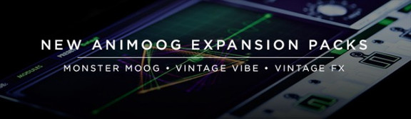 Animoog expansions