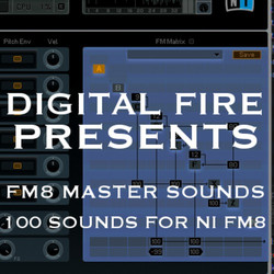 Digital Fire FM8 Master Sounds