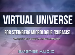 Emerge Audio Virtual Universe