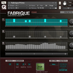 Cinematique Instruments Fabrique (Prime)