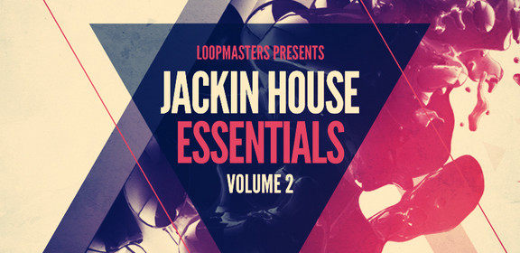 Loopmasters Jackin House Essentials Vol 2