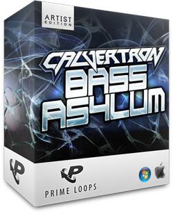 Prime Loops Calvertron's Bass Asylum