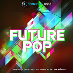 Producer Loops Future Pop Vol 4