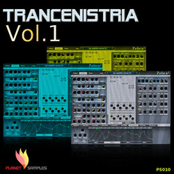 Planet Samples Trancenistria Vol 1