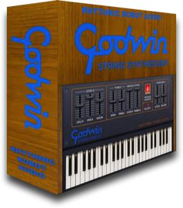 Rhythmic Robot Godwin