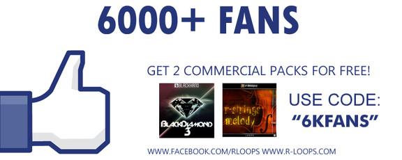 r-loops 6k Facebook