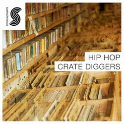 Samplephonics Hip Hop Crate Diggers