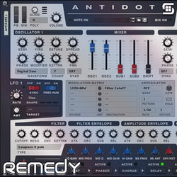 Sonic Elements Remedy for Antidote