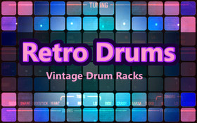 Subaqueous Retro Drums