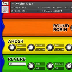 Syntone Xylophone