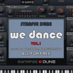 Iulian Ionescu We Dance Vol 1 for Dune
