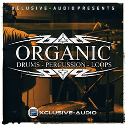 Xclusive Audio Organic Drum Kit