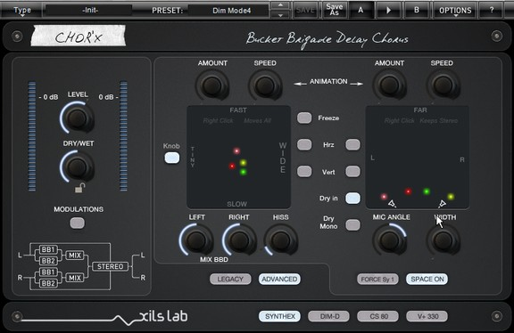 XILS-lab Chor'X
