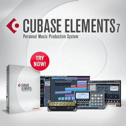 Cubase Elements 7 Trial