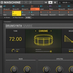 NI Maschine 2.0 Drum synth